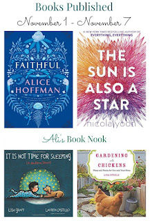 the best new books in fiction, nonfiction, ya, middle grade, and childrens on November 1
