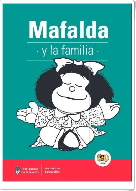 """""""Mafalda y la familia"""" de Quino"""