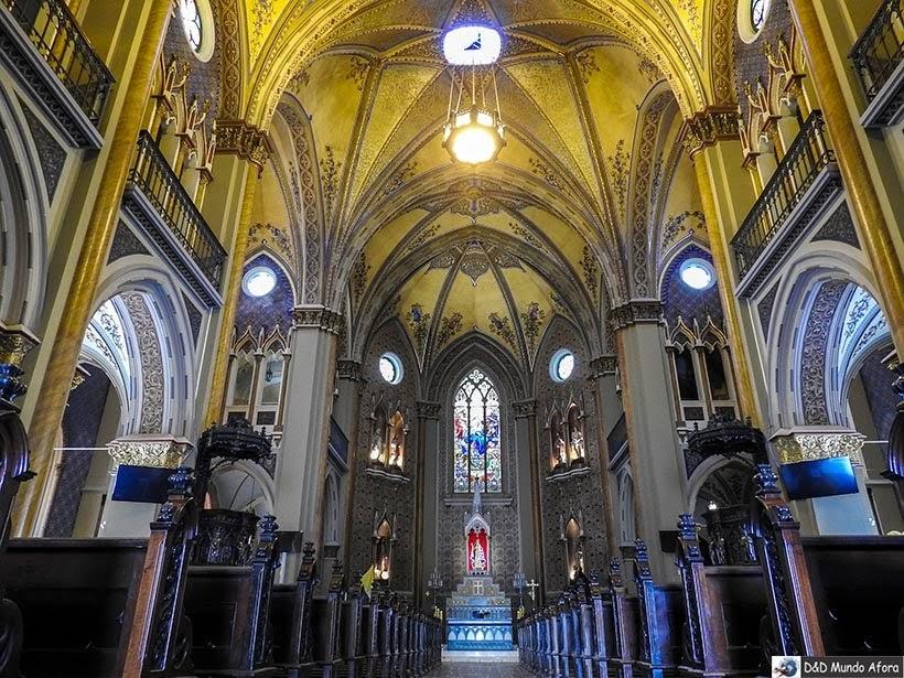 Catedral de Curitiba - O que fazer em Curitiba, Paraná
