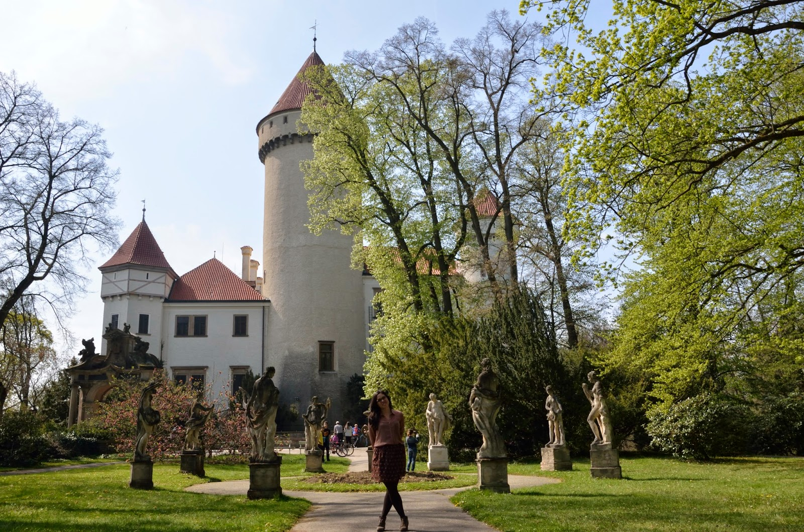 Palacio de Konopiste