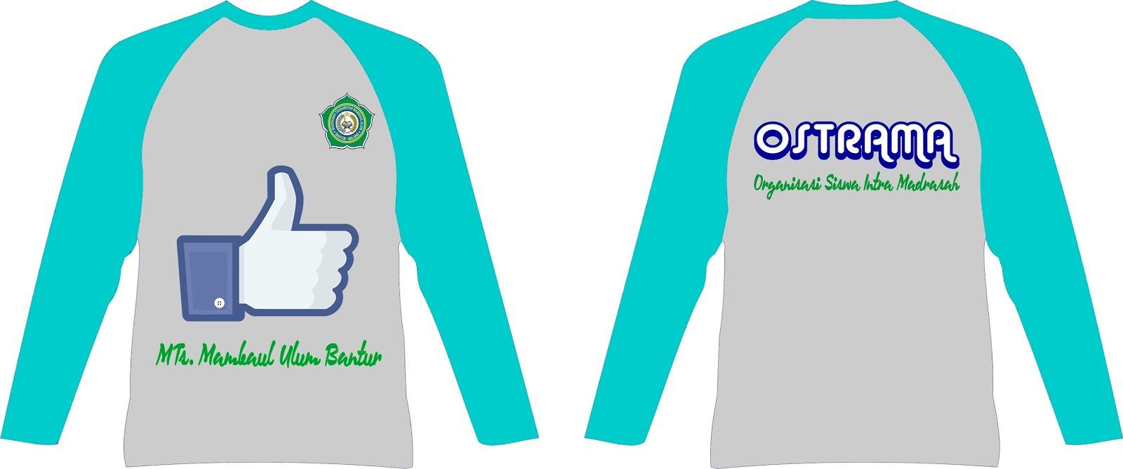 Desain Baju Organisasi Osis