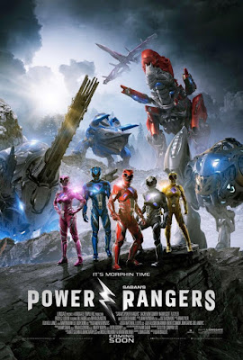 Power Rangers 2017 DVD R1 NTSC Latino