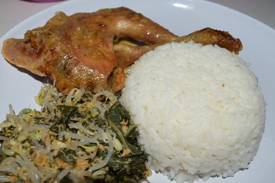 Nasi Gurih Ayam Lodho