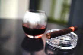cigarette alcohol