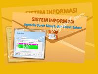 Contoh Aplikasi Dokumen Surat Masuk Keluar SD/SMP/SMA
