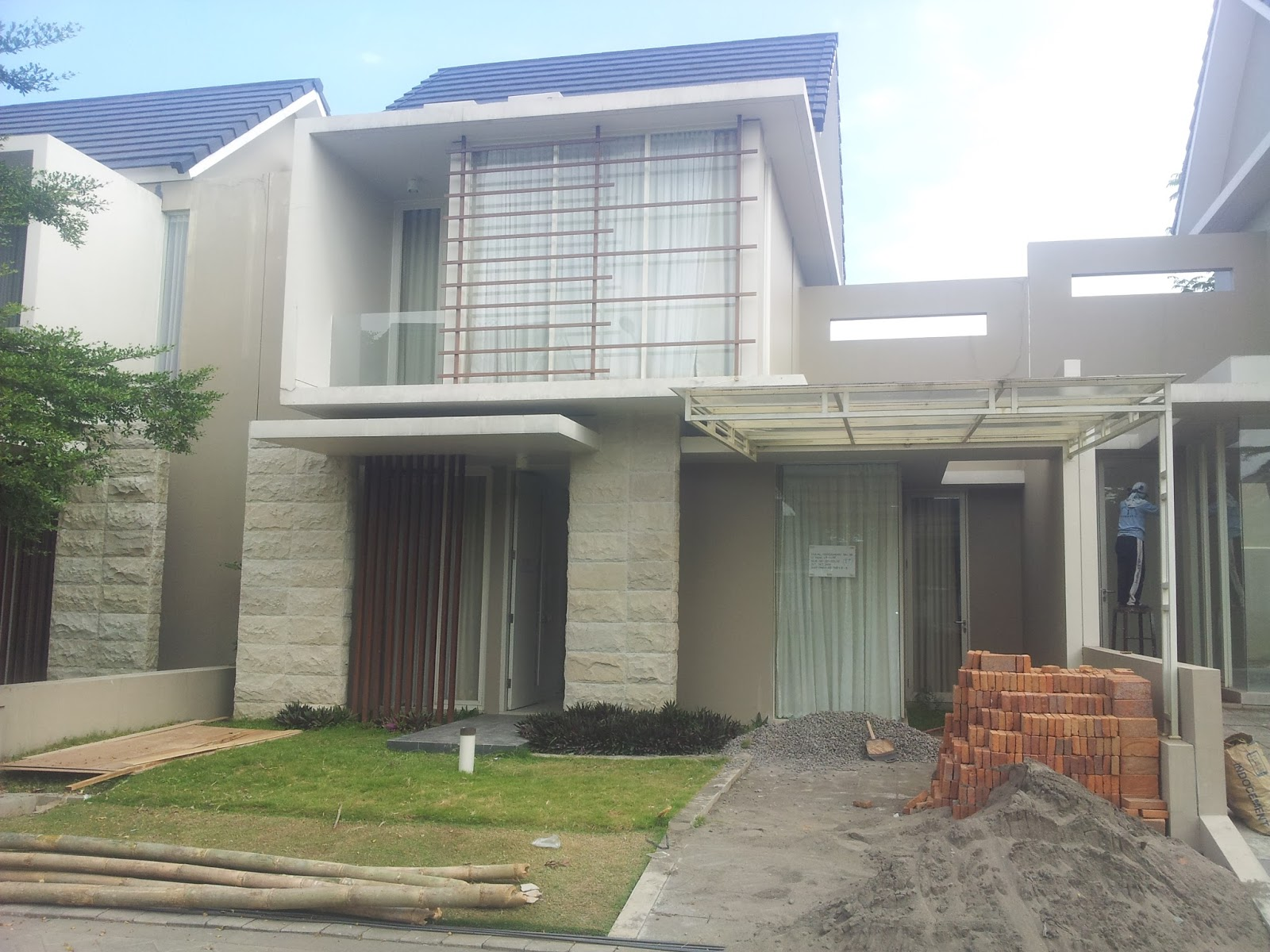 Toko Baja Ringan Cianjur Binhsan Group Building Service Pemborong Bangunan