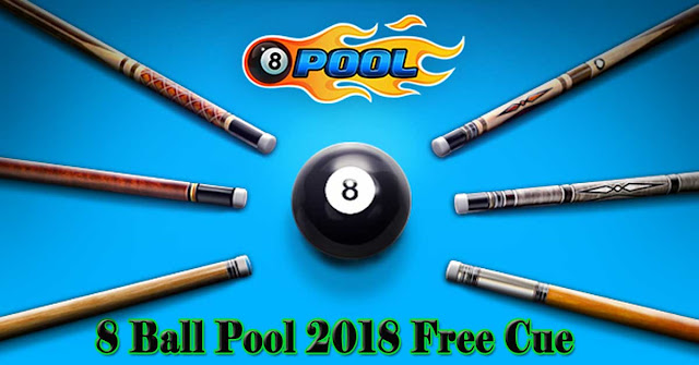 Cue 8 ball pool 2018 New Cue 8bp 2108