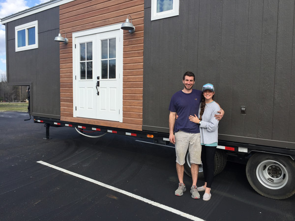 The Fifth Wheel Tiny House From the Tumbleweed Tiny House Co