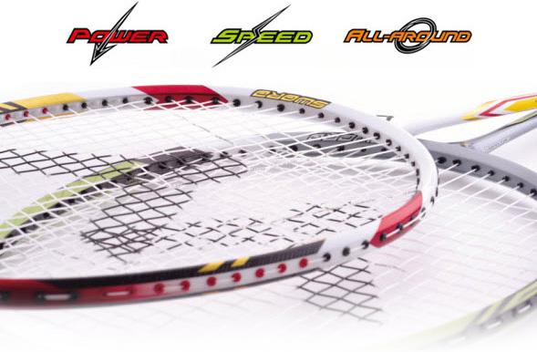 3 Jenis Raket Badminton dan Keunggulannya