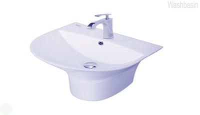 Washbasin, basin