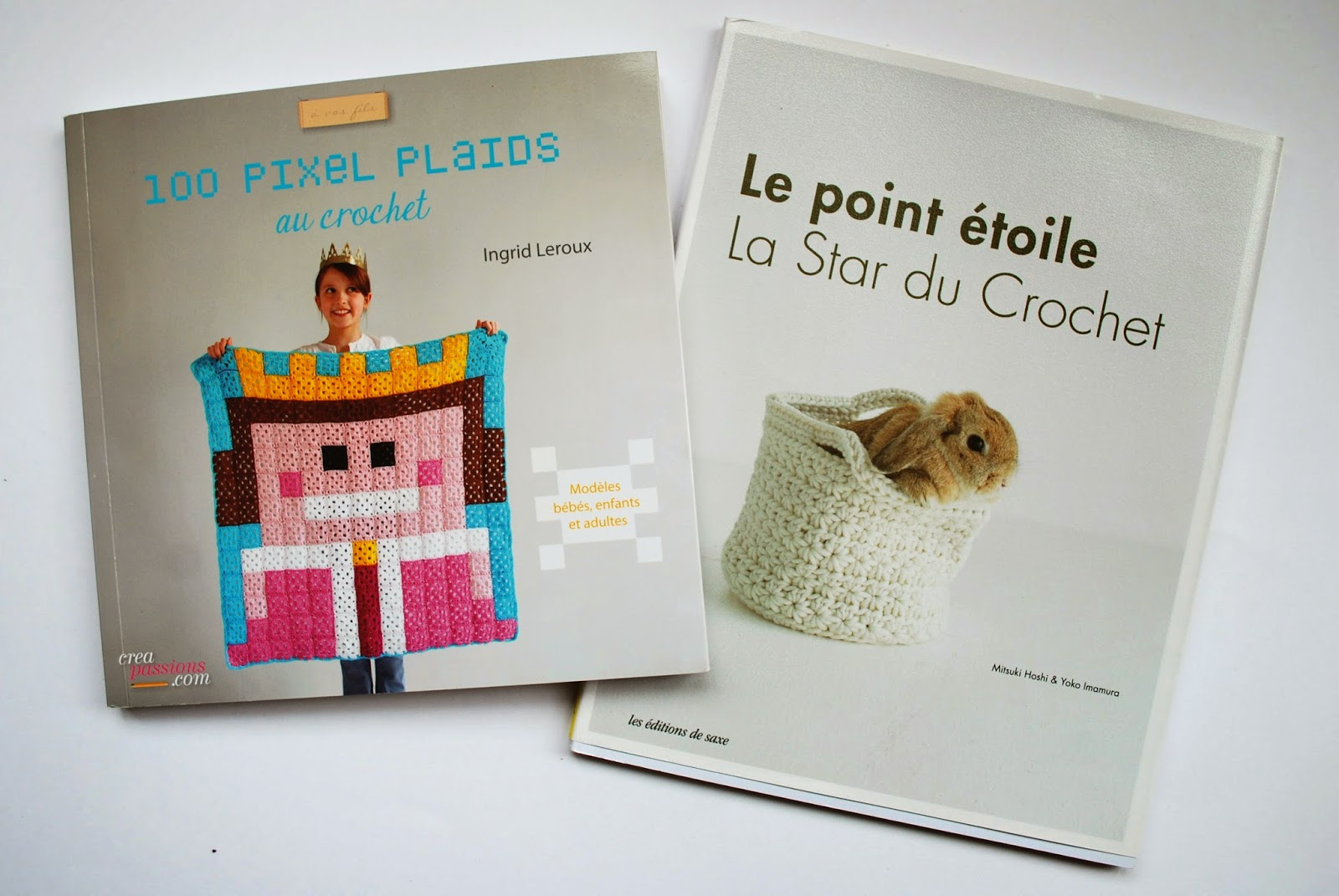 Libros de ganchillo en francés