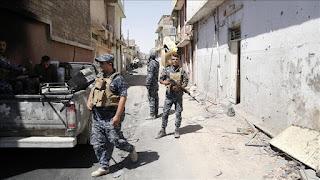 Allahu Akbar! Bom Pinggir Jalan Tewaskan 4 Milisi Syiah di Tal Afar Irak Utara