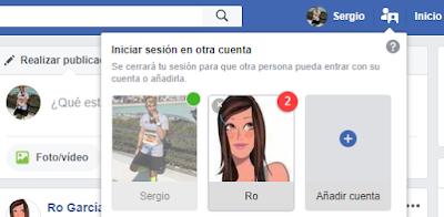 facebook, redes sociales, social media, botón, perfiles, iniciar, sesión,