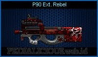 P90 Ext. Rebel