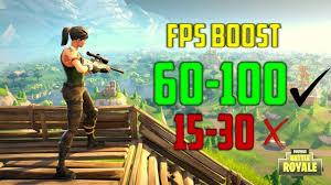 Fortnite boost FPS, Paramètres compétitifs, Correction du retard, Augmentation des performances