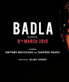 Badla Full Movie Download (2019) - HD 720p fullfree Download ...