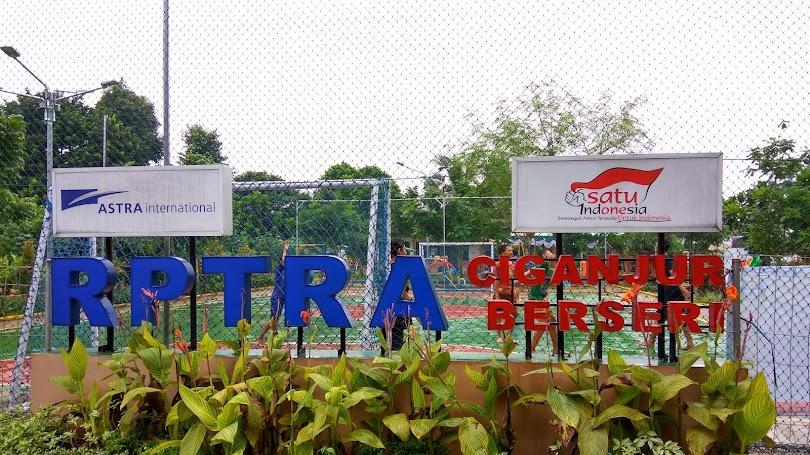 Inspirasi Astra di Ruang Publik Terpadu Ramah Anak (RPTRA)