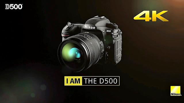 Nikon 4k cameras