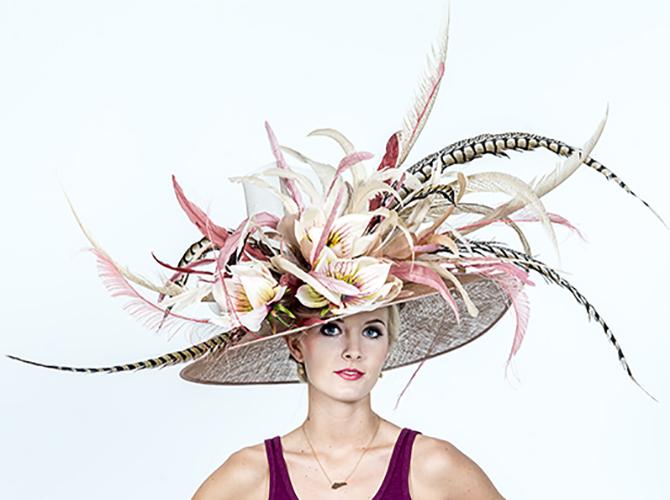 ba8cb183226 Talking Derby Hats with Hat Designers – Dee s Hats