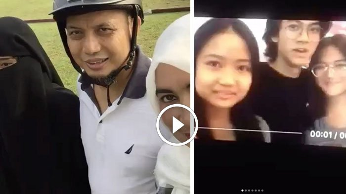 Tiga pemuda lecehkan poligami dan Ustadz Arifin Ilham