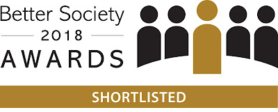 Larkfleet Homes Better Society Awards shortlist