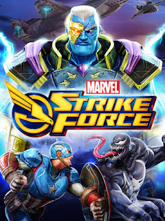 strike force, best marvel game, android game, iOS game, igor11, igor 11 comics