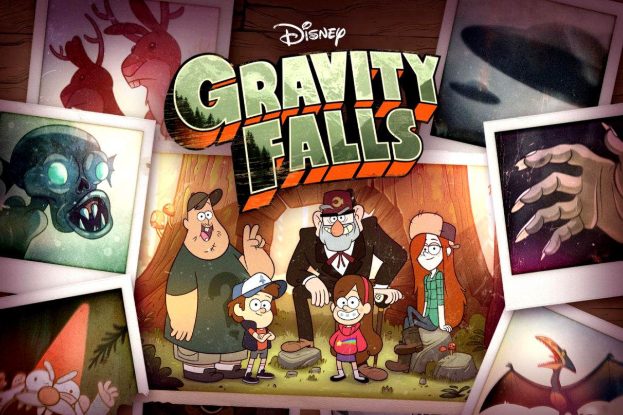 Mabel And Dipper Gravity Falls Wallpapers Its Wallpapers