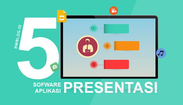 5 sofware aplikasi terbaik untuk membuat presentasi yang dapat dikerjekan saat offline