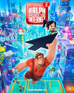 Ralph Breaks the Internet: Wreck-It Ralph 2 - Segundo Poster & Segundo Trailer