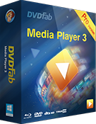 DVDFab Media Player Pro 3.0.0.1
