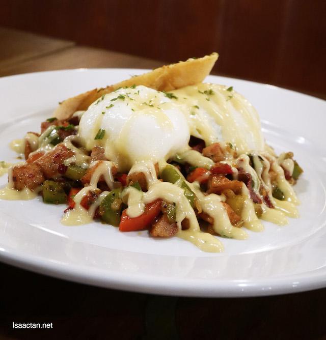 Hangover Breakfast - RM25