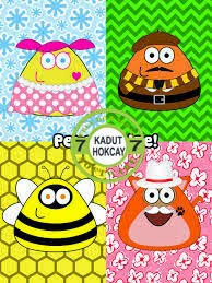 Download Pou ( Unlimited Coins ) For Android