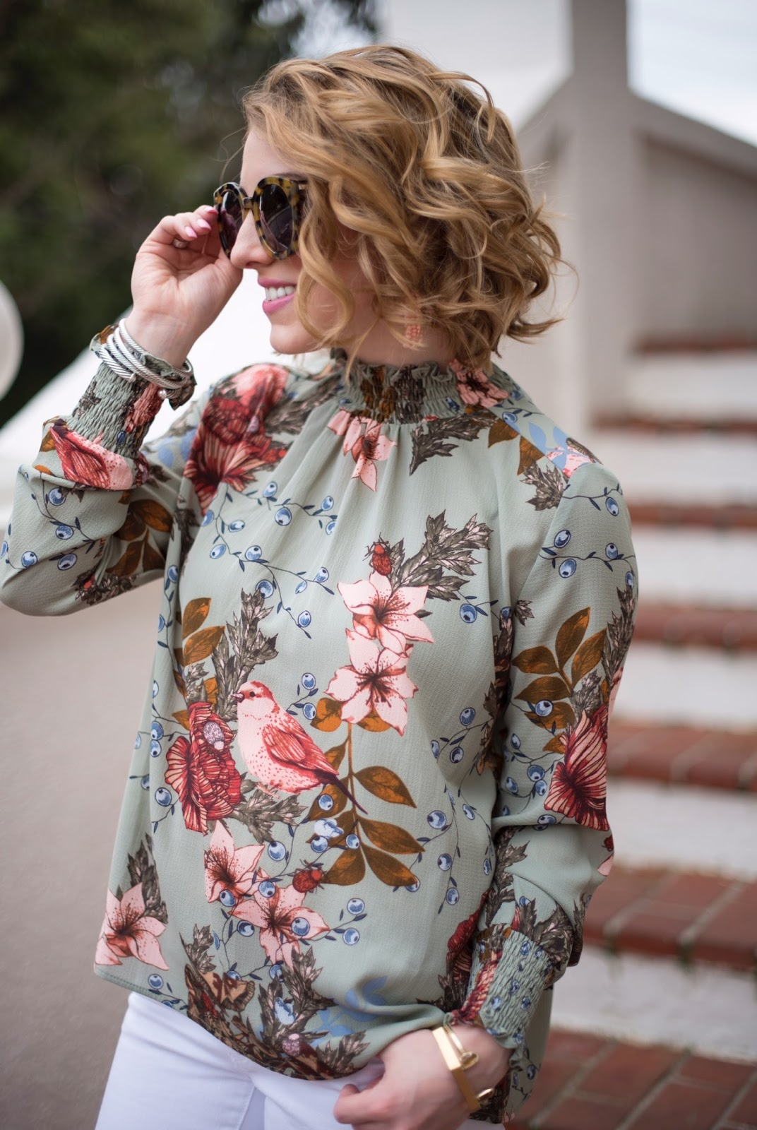 Karen Walker Sunnies - Something Delightful Blog