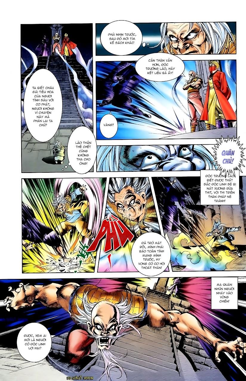 Cơ Phát Khai Chu Bản chapter 112 trang 23