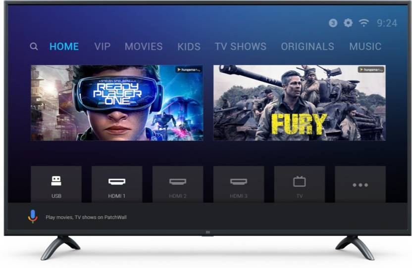 Best Budget Smart Tv 2019 Top 5 Best Budget 55 inch 4K Smart TVs under Rs. 50000/  (2019)