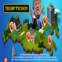 Trump Real Estate Tycoon Game