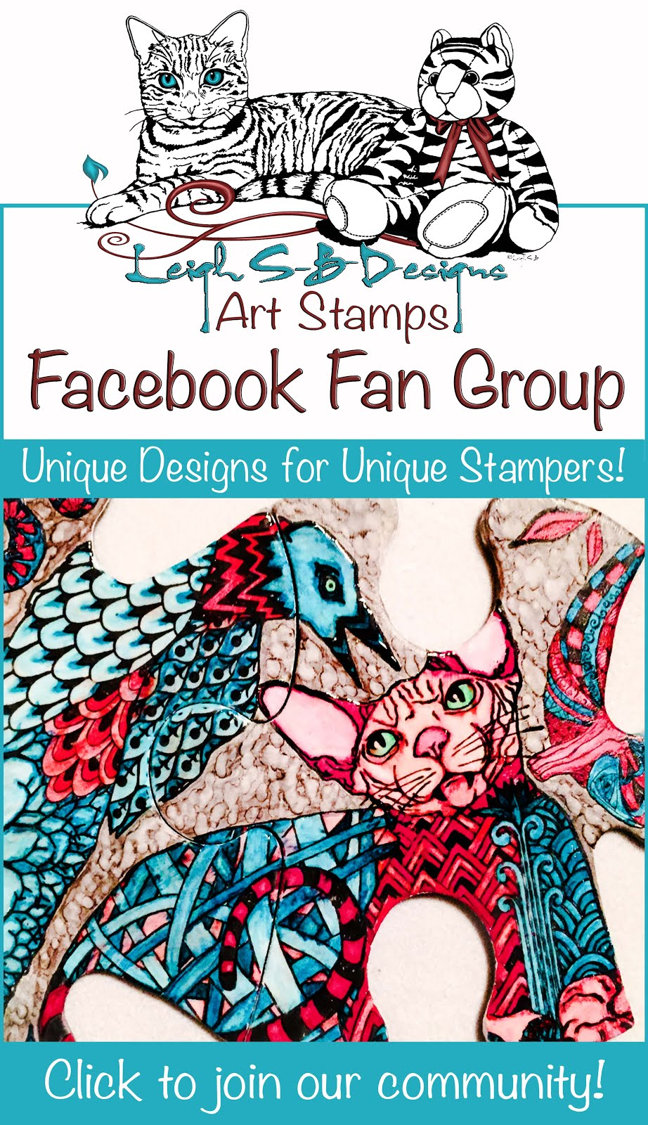 Join our FACEBOOK FAN GROUP