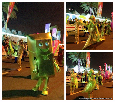 DSF City of Gold Parade