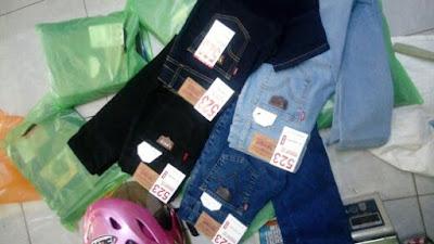 grosir jeans wanita bekasi