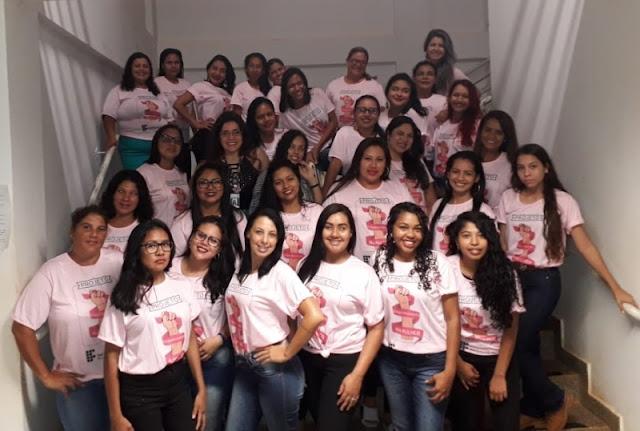 Mulheres são capacitadas em auxiliar financeiro e inglês básico pelo Campus Guajará