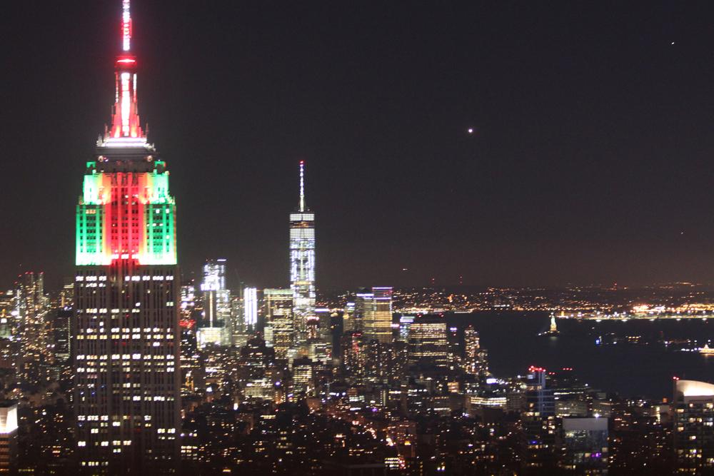 New Yorkin parhaat nähtävyydet 10