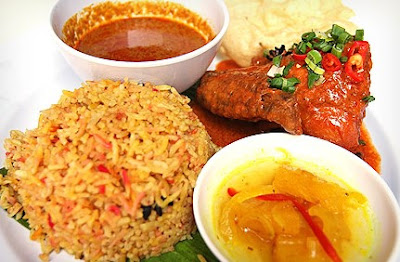 Resepi Nasi Minyak