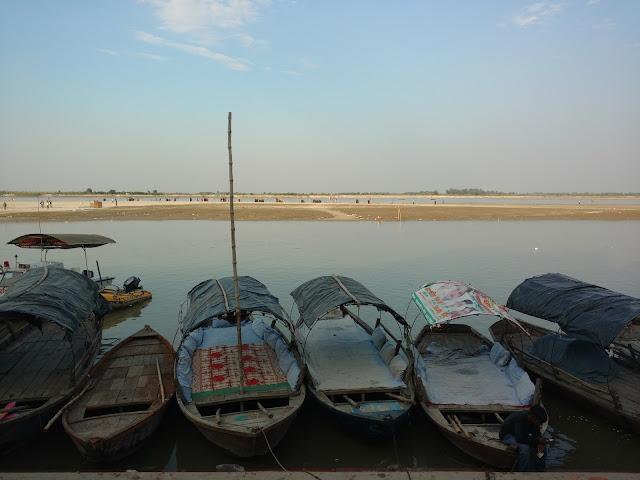 River Ganga Kanpur