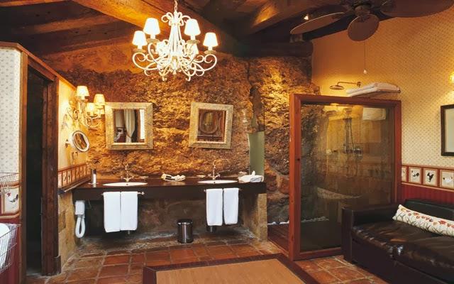 Emprendedores castilla y le n hoteles y casas rurales - Posada santa quiteria ...