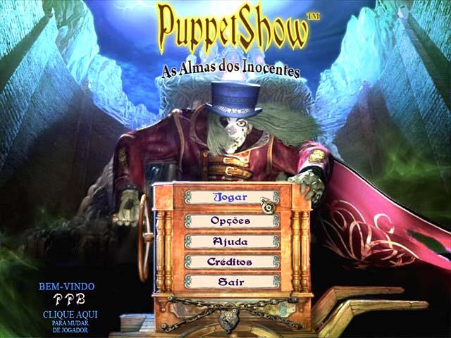 PuppetShow - As Almas dos Inocentes PT-BR Portable