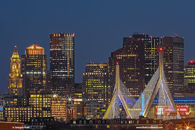 Boston best night photography images and locations