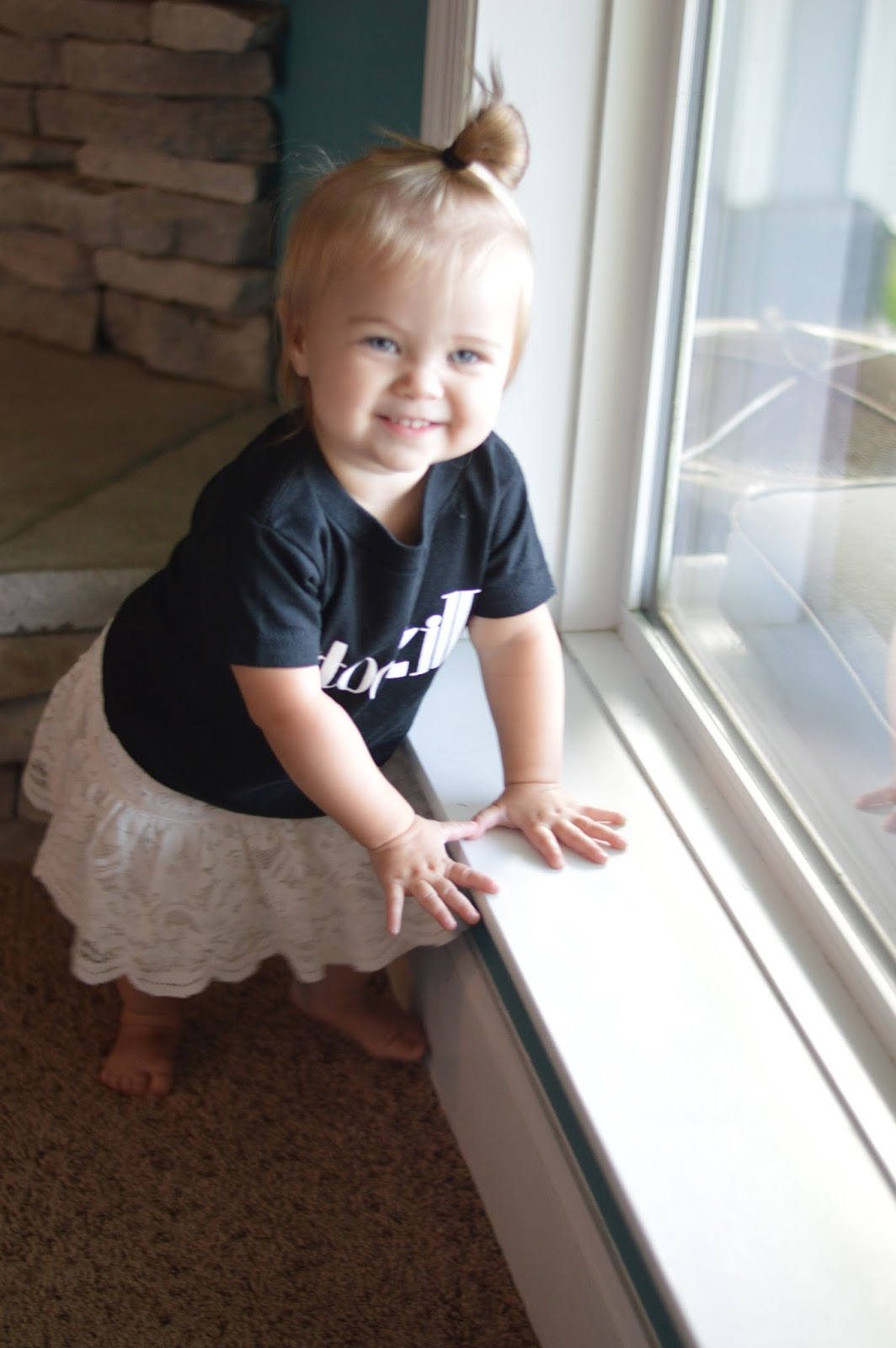 Tess is 13 Months Old! - The Journey of Parenthood...