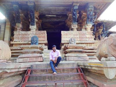 Ramappa Temple Palmpet Warangal