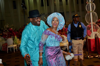 More Pictures from Maiden Ibru Daughter's Wedding