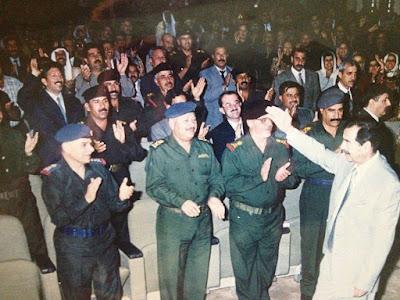 صدام حسين صور نادره